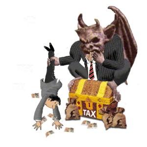 Belastingslecht